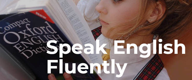 Is it your dream to speak English fluently?