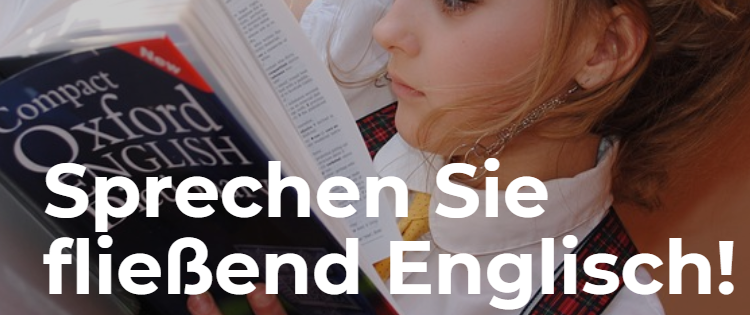 Ist es Ihr Traum fließend Englisch zu sprechen?