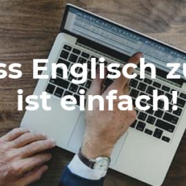 Business Englisch zu lernen ist einfach!